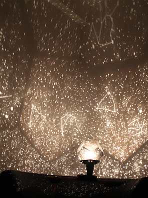 Four Seasons hvězda dárek projektoru nebe projekční lampa led světla
