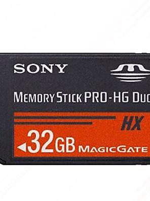 Sony Memory Stick PRO-HG Duo ms-hx16b (32g) 50m / s met hoge snelheid