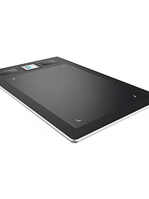 huion dwh69 elektromagnetisk digital bord, håndtegnet bord