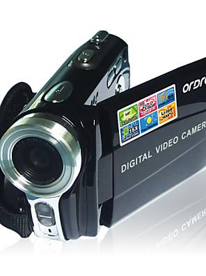 "ordro® v6 digitální videokamera 3,0 ""TFT-LCD displej 270 stupňů rotace CMOS senzor max.20mp 16x digitální zoom"
