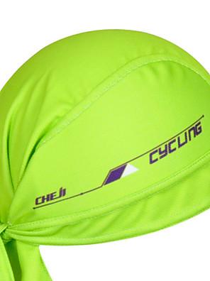 Boné de Ciclismo Chapéus / Bandanas MotoRespirável / Secagem Rápida / Resistente Raios Ultravioleta / Anti-Insectos / Anti-Estático /