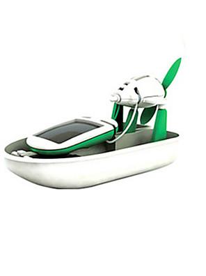 6-in-1 Solar-Roboter (grün)