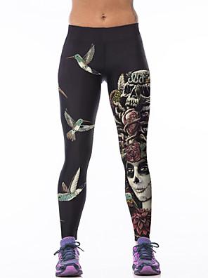 ריצה מכנסיים / תחתיות לנשים נושם / ייבוש מהיר / חדירות גבוהה לאוויר (מעל 15,000 גרם) / דחיסה / נמתח אלסטיין יוגה / כושר גופני / ריצה