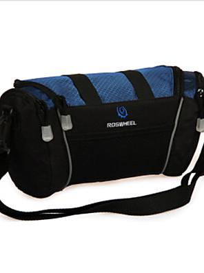 ROSWHEEL® תיק אופניים 6LLתיקים לכידון האופניים עמיד למים / מוגן מגשם / חסין זעזועים / ניתן ללבישה תיק אופניים חומר עמיד למים / Terylene