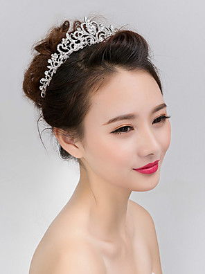 kvinders tiaras hår smykker til bryllupsfest