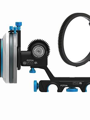 DP500 fotga® iii 3 liberação rápida a / b foco parada dura acompanhamento de 15 milímetros haste de DSLR rig