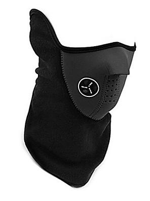 Kolo/Cyklistika Face Mask Unisex Prodyšné / Tepelná izolace / Rychleschnoucí elastan / Polyester Červená / Černá / Modrá Zdarma Velikost