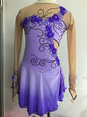 Robes(Violet) -Patinage-Femme-S / M / L / XL / 6 / 8 / 10 / 12 / 14 / 16