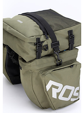 ROSWHEEL® Cyklistická taška 37LKufr na kola/Brašna na koš / Taška přes rameno Voděodolný / Odolné vůči šokům / Nositelný Taška na koloPVC
