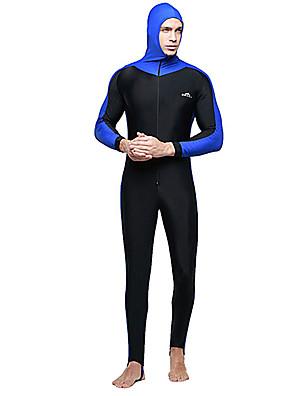 Outros Homens Roupas de Mergulho / Anti Atrito / Macacão de Mergulho Longo Fato de MergulhoImpermeável / Resistente Raios Ultravioleta /