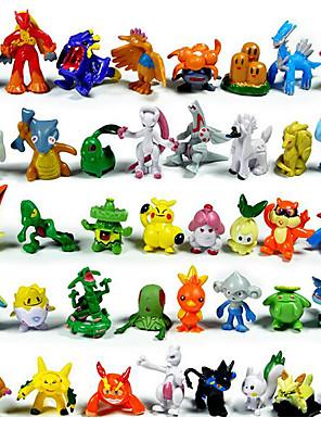 mini-figurines de monstre mignon jouets d'action Pokemon personnages meilleur noël&cadeaux d'anniversaire 3cm
