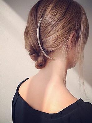 נשים סגסוגת כיסוי ראש-אירוע מיוחד / קז'ואל / חוץ מסרקי שיער / קליפס לשיער / סיכת שיער חלק 1
