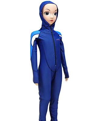 Ostatní Děti Potápěčské obleky Diving Suit Komprese Mokré obleky 2,5 až 2,9 mm Modrá S / M / L / XL / XXL Potápění