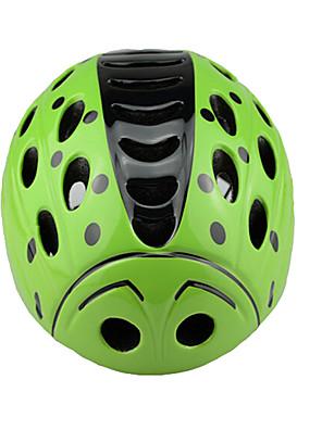 Sporty-Děti-Cyklistika / Bruslení-Helma(Zelená / Růžová / Tmavě modrá / Nebeská modř / Oranžová,EPS / Ripstop, vysoká hustota)21Větrací