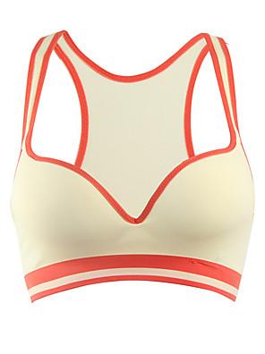 ספורטיבי®יוגה תחתונים נושם / ייבוש מהיר / דחיסה מתיחה בגדי ספורט יוגה / ריצה לנשים