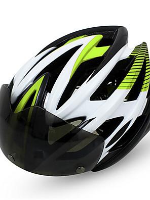 קסדה-יוניסקס-הר / כביש-רכיבה על אופניים / רכיבה על אופני הרים / רכיבה בכביש / רכיבת פנאי(ירוק / אדום / Others,PC / EPS)14 פתחי אוורור