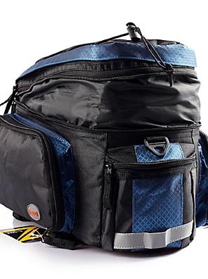 B-SOUL® Cyklistická taška 20-35LLBrašna na sedlo / Kufr na kola/Brašna na koš Všitá taška na konvici / lahev / Nositelný / Multifunkční