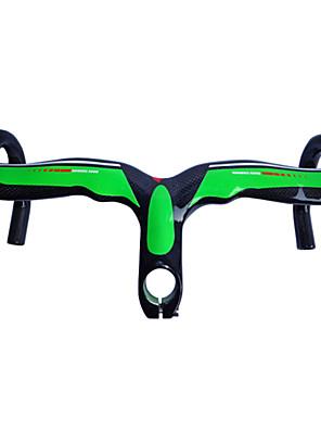 Moto Guiador Ciclismo/Moto / Bicicleta de Estrada / BMX / Ciclismo de Lazer / Feminino Ultra Leve (UL) / ErgonômicoPreta / Vermelho /