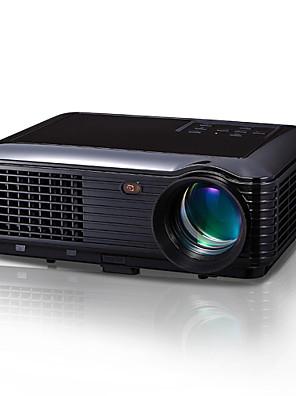 powerful® 1280 * 800 natív felbontású projektor Full HD házimozi projektor vezetett 3d, üzleti hordozható 1080p projektor
