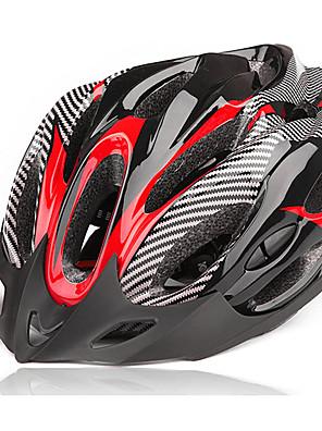 Hora-Unisex-Cyklistika / Horská cyklistika / Silniční cyklistika / Rekreační cyklistika-Helma(Žlutá / Červená / Modrá,PC / EPS+EPU)19