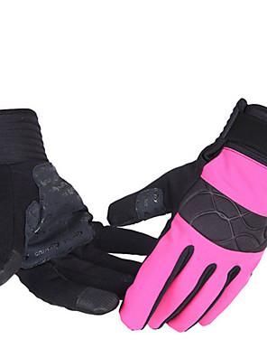 BATFOX® Akvitita a sport Dámské / Pánské / Vše Bisiklet Eldivenleri Podzim / Zima Rukavice na koloZahřívací / Protiskluzový / Odolný vůči