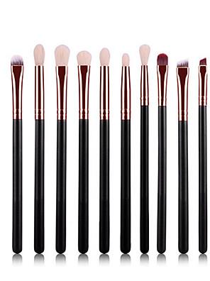 12Pincel para Sombra / Pincel para Lábios / Pincel de Sombrancelha / Pincel de Delineador de Olhos / Pincel de Eyeliner Liquido / Pincel