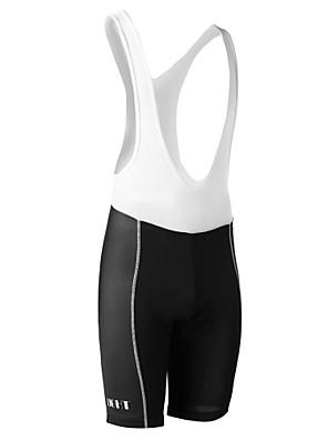 Bretelle com Calça Homens Moto Secagem Rápida / Vestível Calções Bibes / Fundos Elastano / Poliamida Patchwork Verão / OutonoEsportes