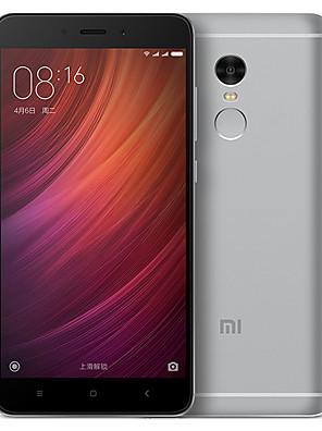 """Xiaomi Redmi Note 4 5.5 """" MIUI 4G Smartphone (Dual - SIM Deca Core 13 MP 3GB + 64 GB Gold / Silber / Grau)"""