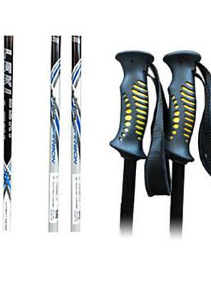 Leki skistav ski sport forsyninger / hvid og sort