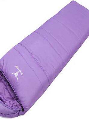 שק שינה בגד שק שינה לתינוקות יחיד 20 Polyesteri 1800g 210X80 קמפינג / לטייל עמיד ללחות / נשימה / עמיד לאבק / אלסטי