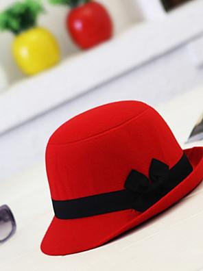 נשים יום יומי חורף צמר כובע כומתה (בארט)