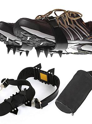 outdoor stijgijzers / vier tand anti slip schoenen cover / bergketen / eenvoudige stijgijzers
