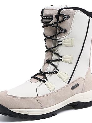 מגפיים עד אמצע השוק-לנשים-ספורט שלג(לבן / שחור / כחול)