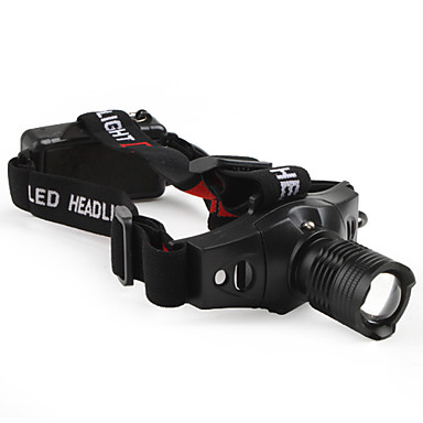 Buy LED Flashlights/Torch / Headlamps 5 Mode 210 Lumens Tactical Compact Size Small Cree XR-E Q5 10440 AAA Others , Black