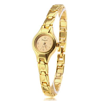 women s fashionable style alloy analog quartz bracelet