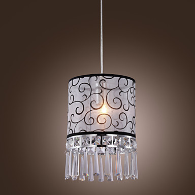 maishang crystal mini style pendant lights modern. Black Bedroom Furniture Sets. Home Design Ideas