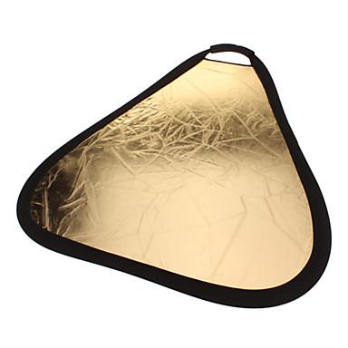 2 en 1 pliable panneau r flecteur de lumi re argent - Reflecteur de lumiere fait maison ...
