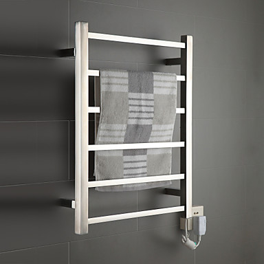 Towel Warmer Stainless Steel Wall Mounted 680 X 530 X 110mm 26 7 X 20 8 X Stainless