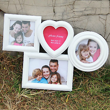"""15.25""""H Modern Style Siamesed Creative Picture Frame"""