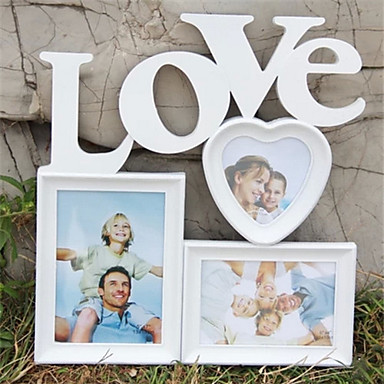 """14.5""""H Modern Style Siamesed Fashion Picture Frame"""