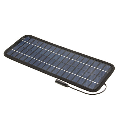 Buy 12V 4.5W Solar Car Battery Charger