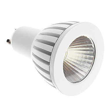 gu10 8w cob 700 lm koel wit led spotlampen ac 85 265 v. Black Bedroom Furniture Sets. Home Design Ideas