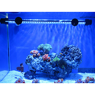 29cm blu risparmio energetico superbright acquario led for Luci led per acquario