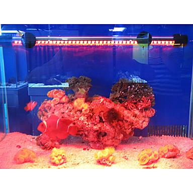 29cm rouge conomie d 39 nergie superbright led aquarium for Aquarium bocal