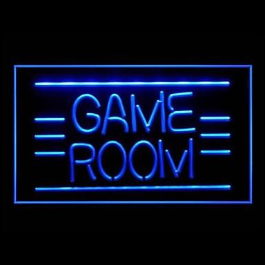 room game advertising led light sign 1580175 2017. Black Bedroom Furniture Sets. Home Design Ideas