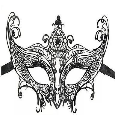 Los granos la máscara para la persona de la alheña