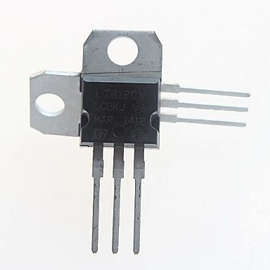 Buy L7812CV Voltage Regulator 12V/1.5A TO-220 (5pcs)