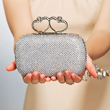 Polyester Wedding/Special Occasion Clutches/Evening ...