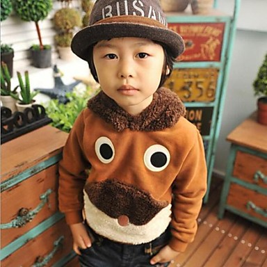Boy's Cotton Blend Hoodie & Sweatshirt,Winter / Spring / Fall