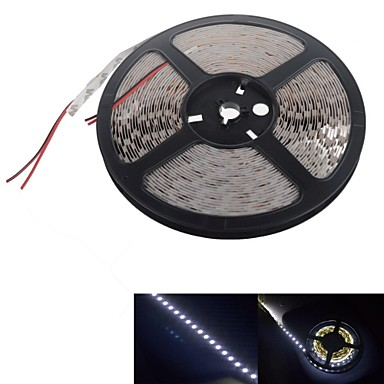 LED strip 10m 30W fleksibel hvidt lys LED strip lampe DC12V 2191423 ...